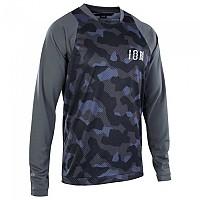 [해외]ION Scrub Long Sleeve T-Shirt 1138298266 Grey