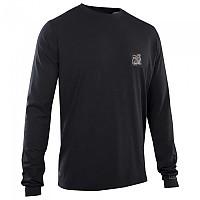 [해외]ION Seek AMP Long Sleeve T-Shirt 1138298292 Black