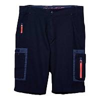 [해외]CUBE Work Shorts Without Chamois 1138325144 Black / Red