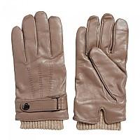 [해외]BOSS T Herlok Tt Gloves Open Brown