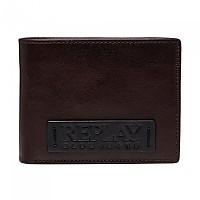 [해외]리플레이 FM5251.000.A3191 Wallet Black Brown