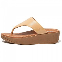 [해외]핏플랍 Myla Leather Flip Flops Refurbished Blush