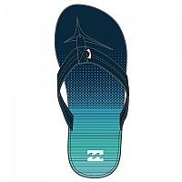 [해외]빌라봉 Eternal Print Flip Flops Light Blue