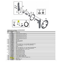 [해외]시마노 Dura-Ace FC-R9100-P Magnet Set 4137149755