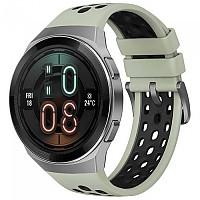 [해외]HUAWEI GT2E Active Watch 4137768065 Mint Green / Silver / Black