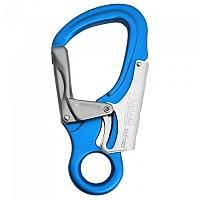 [해외]LACD Biner Via Ferrata Snap Hook 4138220075 Blue / Steel