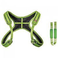 [해외]오순 Webee Chest Lite+Tie-In Sling 4138257894 Green / Black