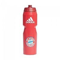 [해외]아디다스 FC Bayern Munich Bottle 750ml 4138102660 Fcb True Red / White