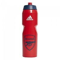 [해외]아디다스 Arsenal FC Bottle 750ml 4138102700 Scarlet / Mystery Blue