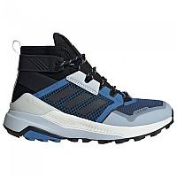 [해외]아디다스 테렉스 Trailmaker Mid Crdy Hiking Shoes 4138103802 Core Black / Black Blue Metalic / Focus Blue