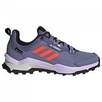 [해외]아디다스 테렉스 AX4 Goretex Hiking Shoes 4138103822 Orbit Violet / Solar Red / Crystal White