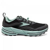 [해외]브룩스 Cascadia 16 Trail Running Shoes 4138128233 Black / Ebony / Yucca