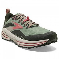 [해외]브룩스 Cascadia 16 Trail Running Shoes 4138128234 Basil / Duffel Bag / Coral