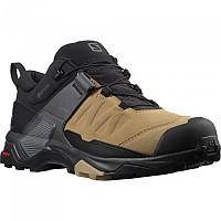 [해외]살로몬 X Ultra 4 LTR Goretex Hiking Shoes 4138135323 Kelp / Black / Quiet Shade