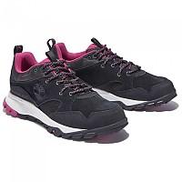 [해외]팀버랜드 Garrison Trail WP Hiking Shoes 4138182205 Jet Black