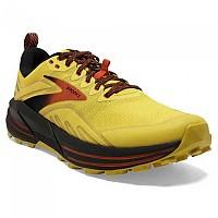 [해외]브룩스 Cascadia 16 Trail Running Shoes 4138128204 Yellow / Black / Grenadine