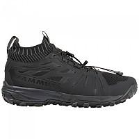 [해외]마무트 Saentis Knit Low Shoes 4138333549 Black / Phantom