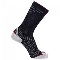 [해외]살로몬 SOCKS Ultra Trail Run Crew Socks 4138116248 Night Sky
