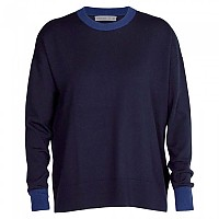 [해외]아이스브레이커 Shearer Sweater 4138215087 Midnight Navy / Royal Navy / CB