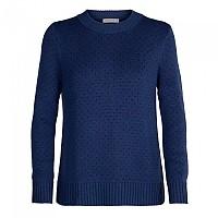 [해외]아이스브레이커 Waypoint Sweater 4138215240 Royal Navy / Midnight Navy