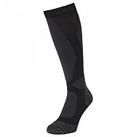 [해외]오들로 Over The Calf Primaloft Pro Socks 4138222181 Black - Odlo Graphite Grey
