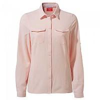 [해외]크래그호퍼 NosiLife Pro III Long Sleeve Shirt Refurbished 4138331345 Seashell Pink