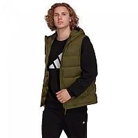 [해외]아디다스 Helionic Down Jacket 4138108615 Focus Olive