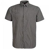 [해외]마무트 Lenni Short Sleeve Shirt 4138333530 Titanium