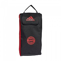 [해외]아디다스 FC Bayern Munich 21/22 Shoe Bag 3138102736 Black / Fcb True Red