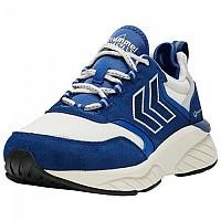 [해외]험멜 Marathona Reach LX Shoes 3138037815 White / Ensign Blue