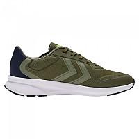 [해외]험멜 Flow Breather Shoes 3138037825 Dark Olive / Navy