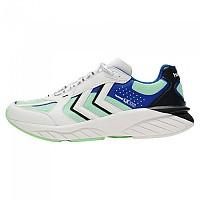 [해외]험멜 Reach LX 3000 Shoes 3138037838 White / Blue / Green Ash