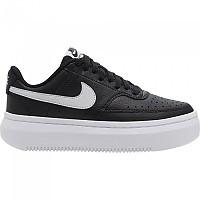 [해외]나이키 Court Vision Alta Leather Shoes 3138125876 Black / White