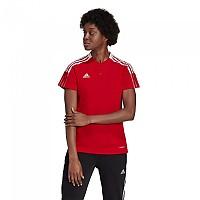 [해외]아디다스 Tiro 21 Short Sleeve Polo Shirt 3137925754 Team Power Red