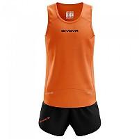 [해외]GIVOVA New York Set 3138326606 Orange Fluo / Black