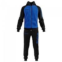 [해외]GIVOVA Super King Track Suit 3138330866 Light Blue / Black