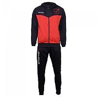 [해외]GIVOVA Visa Melange Track Suit 3138330901 Blue / Red