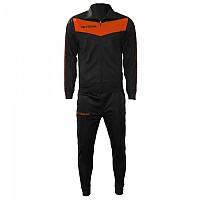 [해외]GIVOVA Visa Track Suit 3138330902 Black / Fluo Orange