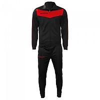[해외]GIVOVA Visa Track Suit 3138330904 Black / Red