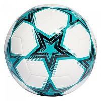 [해외]아디다스 EU Real Madrid Club PS Football Ball 3138111637 White / Hi-Res Aqua / Black