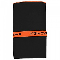[해외]GIVOVA Big Micro Towel 3138123548 Black / Fluor Orange