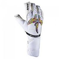 [해외]리낫 Aries Pro Goalkeeper Gloves 3138246703 White / Gold