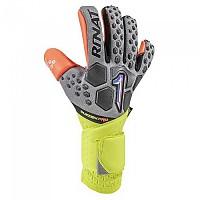 [해외]리낫 Kaizen Pro Goalkeeper Gloves 3138246718 Grey / Yellow / Coral