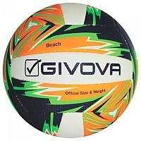 [해외]GIVOVA 18 Volleyball Ball 3138330725 Fluo Orange / Blue