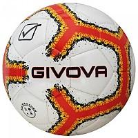 [해외]GIVOVA Match Vittoria Football Ball 3138330794 White / Red