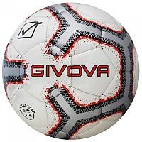 [해외]GIVOVA Match Vittoria Football Ball 3138330795 White / Silver