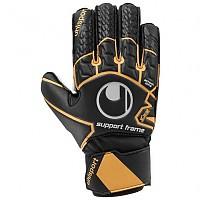 [해외]울스포츠 Soft Resist SF Goalkeeper Gloves Refurbished 3138336390 Black / Fluo Orange / White