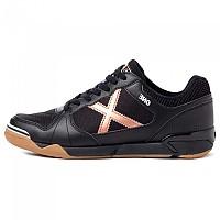 [해외]무니치 One Indoor Football Shoes 3138126746 Black