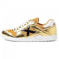[해외]무니치 Continental V Indoor Football Shoes 3138126831 Golden