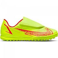 [해외]나이키 Mercurial Vapor XIV Club TF Football Boots 3138253360 Volt / Bright Crimson
